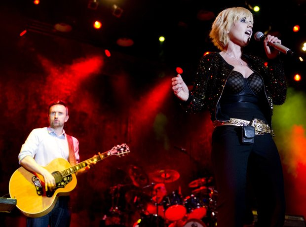 The Cranberries 2012