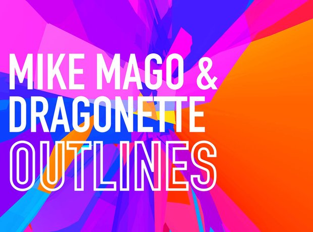 Mike Mago Dragonette Outlines