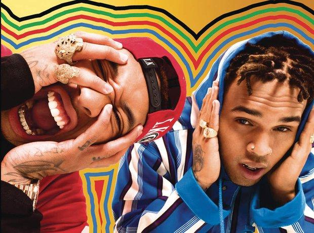Chris Brown Tyga Fan Of A Fan
