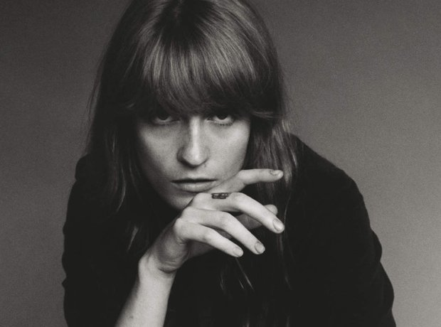 Florence + The Machine How Big How Blue How Beauti