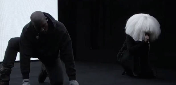 Watch Kanye West Perform Live With Sia On SNL - BigTop40