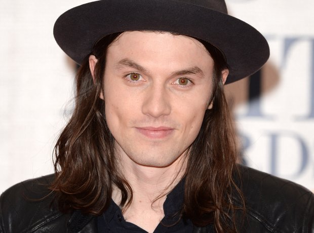 James Bay at the BRIT Awards 2015