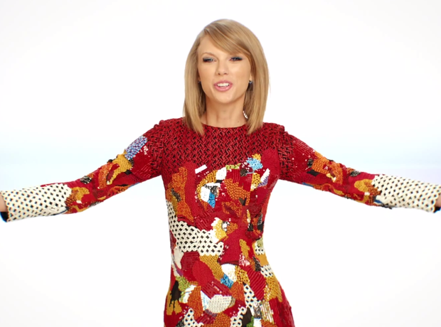 Taylor Swift Capital Advert 2015