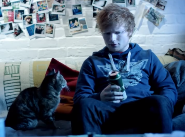 Ed Sheeran Drunk Music Video
