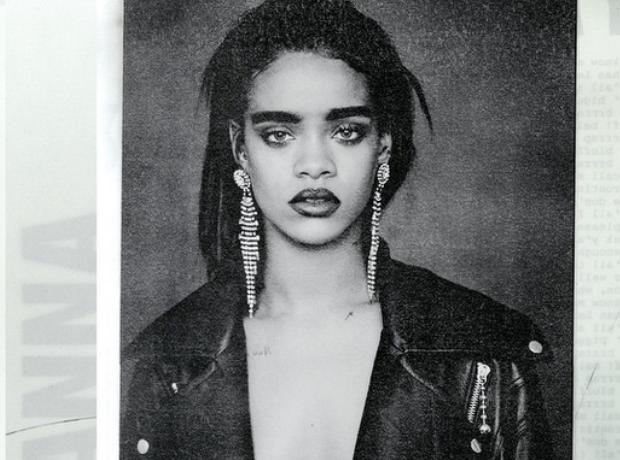 Rihanna Album Tease
