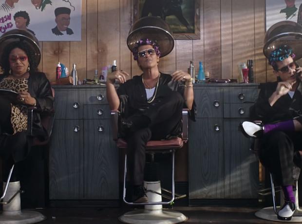 Bruno Mars Mark Ronson Uptown Funk