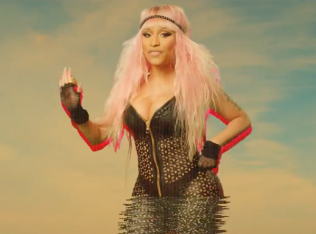 Nicki Minaj Hey Mama Video