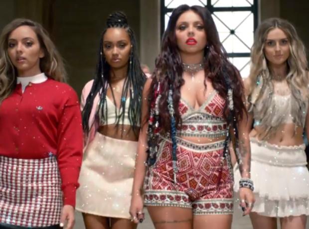 Little Mix Black Magic video