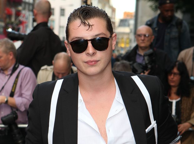John Newman GQ Men Of The Year Awards