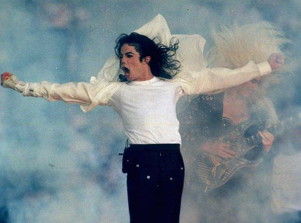 Michael Jackson earthsong