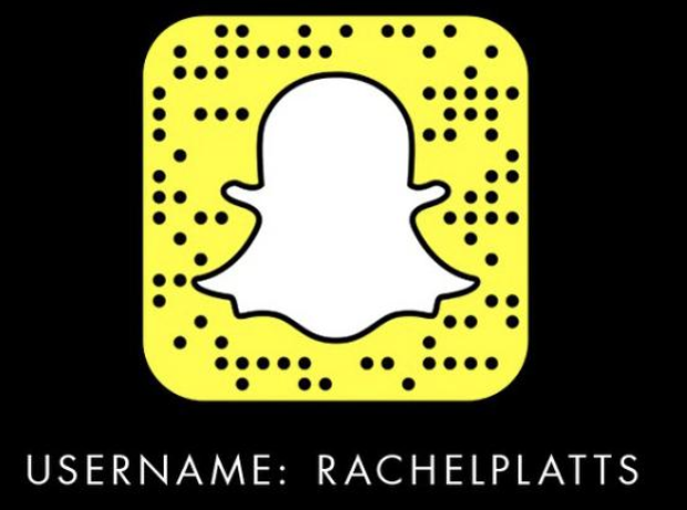 Rachel Platten Snapchat