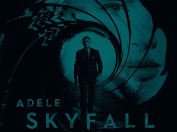 Skyfall Adele Art Work