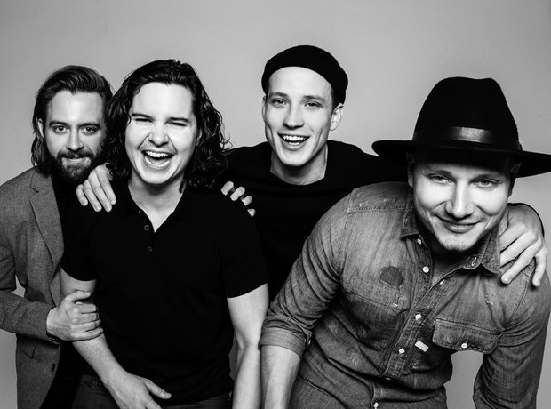 Lukas Graham Facebook Photo