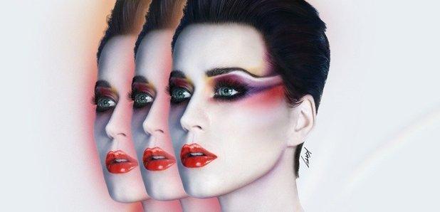 Katy Perry - Witness album cover