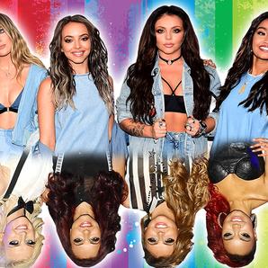 Little Mix then & now