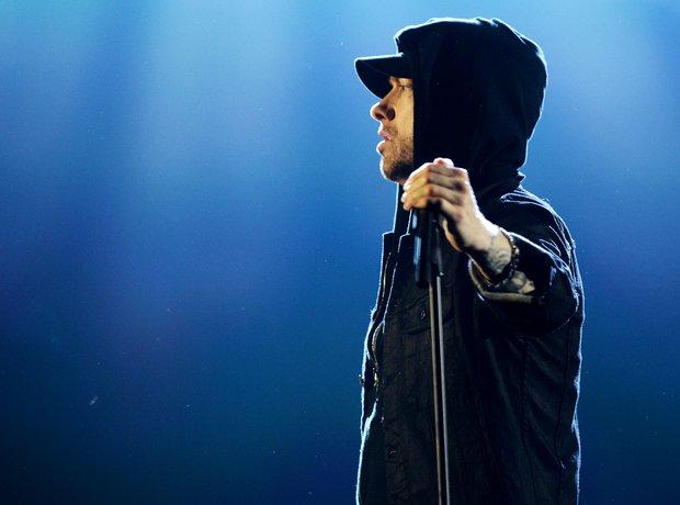 Eminem MTV EMAs 2017