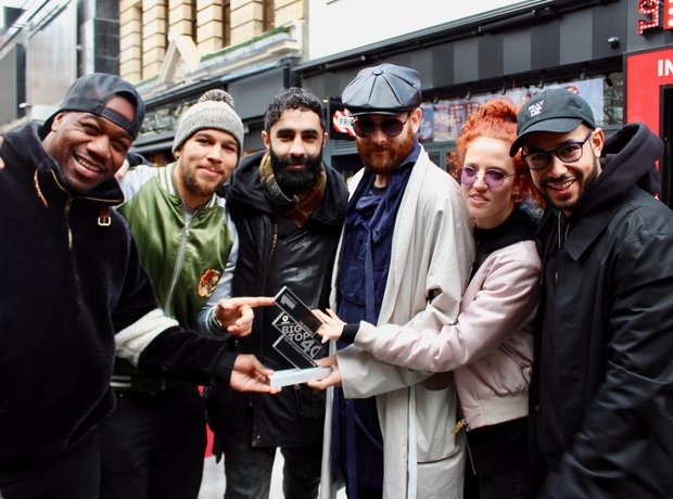Rudimental Big Top 40 Trophy