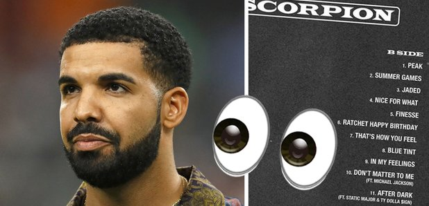 Drake Has Updated 'Scorpion' Days After First Version Of