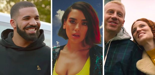 Top 10 Biggest Songs of 2018 - BigTop40