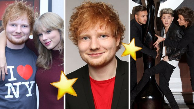 13 Songs You Didn't Know Were Written By Ed Sheeran - BigTop40