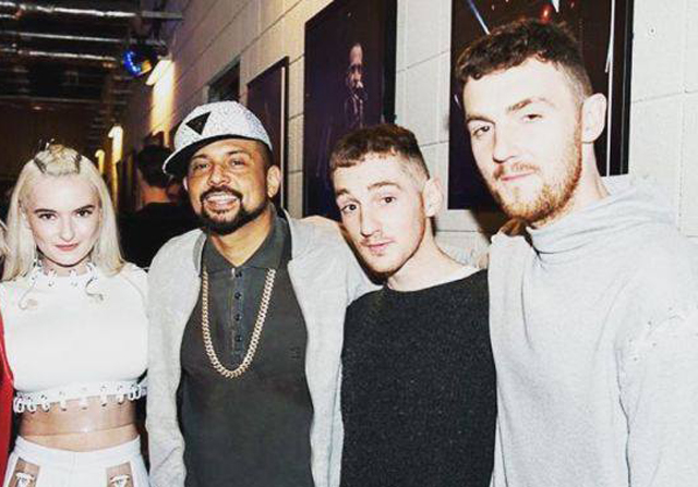 Clean Bandit and Sean Paul